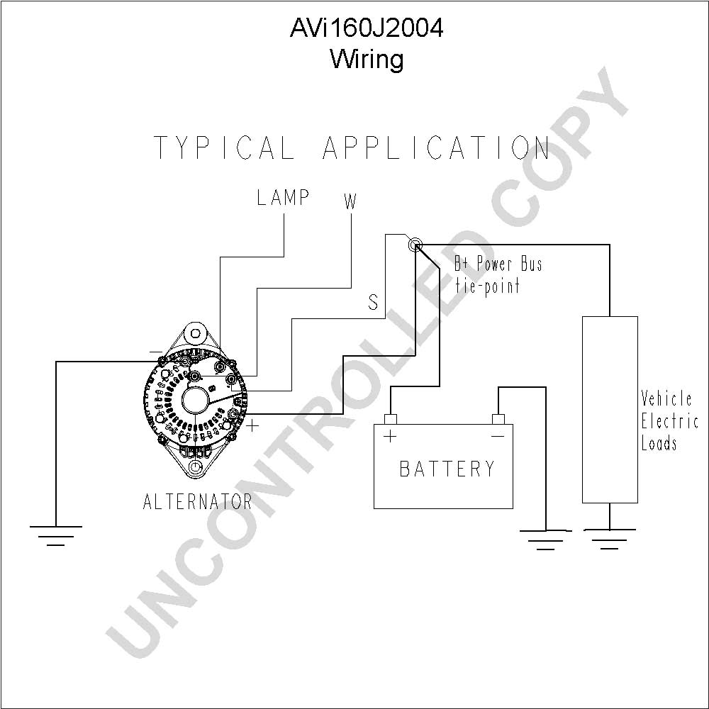 Duvac Wiring Diagram 20 Images Diagrams Typical Ignition Switch Avi160j2004 Alternator At Cita