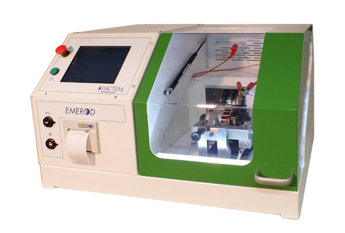 EMEROD - Dactem Technologies